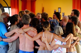 Ecovillage Community Gathering